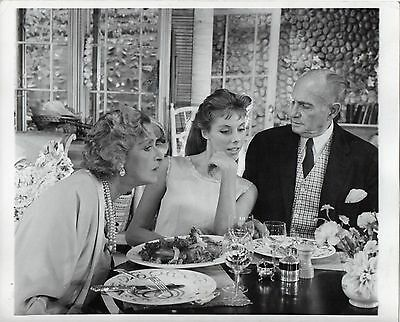 "g701. RARE Original Oct 1955 Broadway ""The Chalk Garden"" Photo by Cecil Beaton"