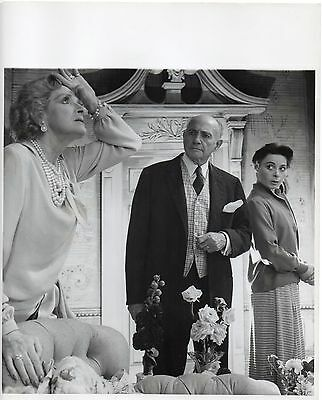 "g735. RARE Original Oct 1955 Broadway ""The Chalk Garden"" Photo by Cecil Beaton"