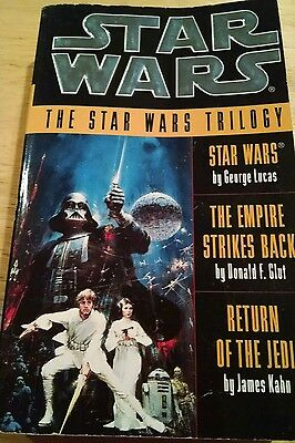 The Star Wars Trilogy book
