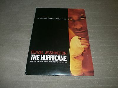 The Hurricane Denzel Washington From Song By Bob Dylan Press Kit 8 Color Slides