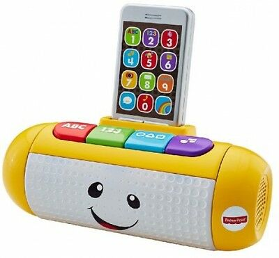 Fisher-Price Laugh and Learn Light Up Learning Speaker