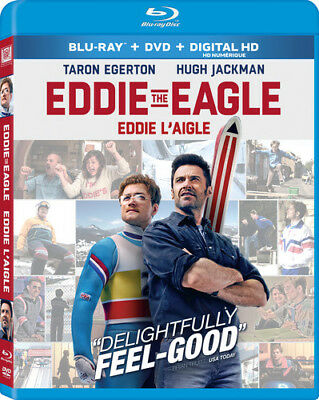Eddie The Eagle [New Blu-ray] 2 Pack, Ac-3/Dolby Digital, Digitally Mastered I