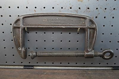 Vintage Bahco 263 6 inch G-Clamp Woodworking Old Tool