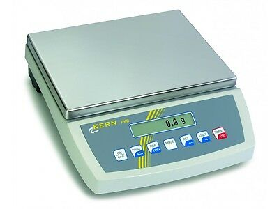 Large High Resolution Table Scale Compact Scales Kern Scale FKB 6k0.02