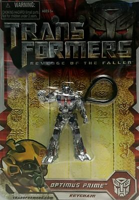 Transformers Optimus Prime Keychain or CHRISTMAS Ornament New 2008