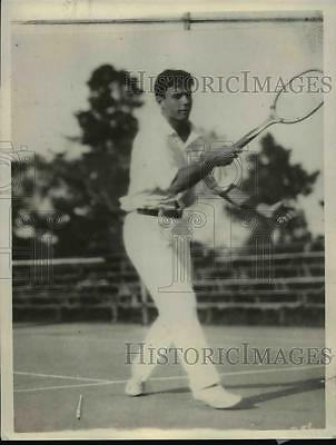 1926 Press Photo Lionell Tubby Ogden captain of Stanford tennis team - net16586