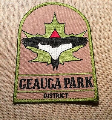 OH Geauga Park District Ohio Patch