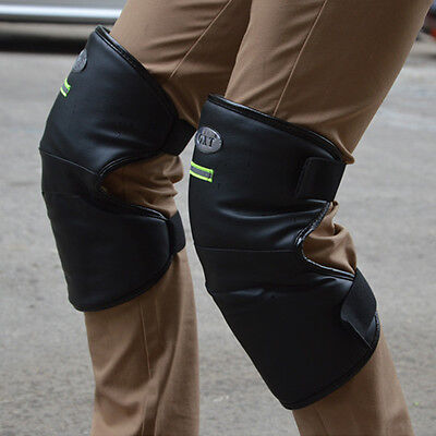 Knee Pads Windproof  Plush Warm Protector for Winter Motorcycle Cycling Riding