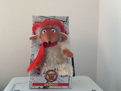 The Wombles Orinoco New Boxed Vintage By Golden Bear