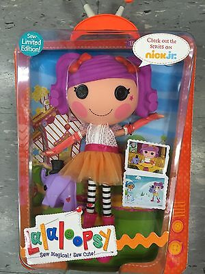 Lalaloopsy Sew Limited Edition Doll - Brand New In Box - Great For Xmas