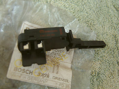 BOSCH Change-Over Switch 2 607 200 206 for Bosch GSR 6-16 TE, GSR 8-6 KE & more