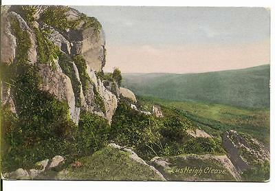 Frith's Vintage Postcard. Lustleigh Cleave. Unused.  Card No. 5811