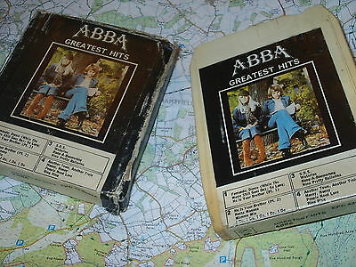 8 Track Tape, Abba's greatest hits, Classic pop compilation