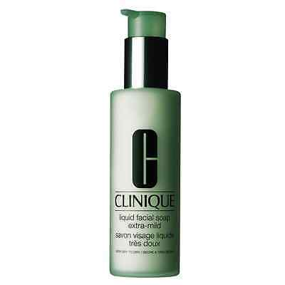 Clinique Liquid Facial Soap Detergente Viso 200Ml