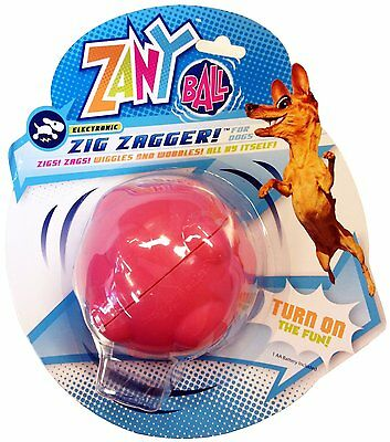 Zany Bunch Zany Ball by R2P Group,This ball twists, turns, wiggles (0366) CXX