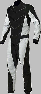 New Go Kart Race Suit Pack With Free Gift Gloves and balaclava