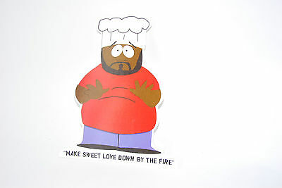 South Park Chef Cardboard Stand Up