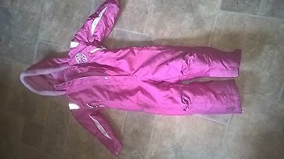 Child's Toddlers Barbie ski suit 2-3 years