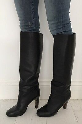 Marc By Marc Jacobs 39 (size 6) Black Knee High Boots