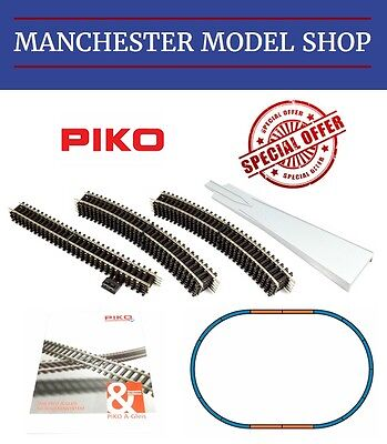 SPECIAL OFFER Piko HO 1:87 scale A track oval BRAND NEW - SRP £36.55