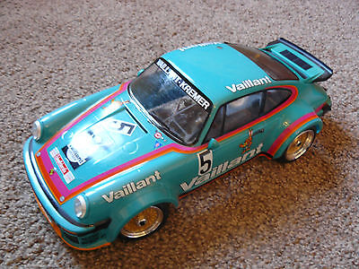 Tamiya Porsche Turbo RSR 934 with Box and instructions (Tamtech Gear Vailant)