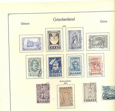 Griechenland old Stamp  look scan   Lot