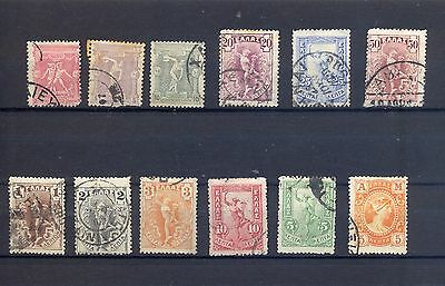 Griechenland old Stamp  look scan   Lot   8