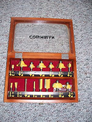 Columbian Router Cutters