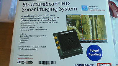 Lowrance Structure Scan 000-10800-001