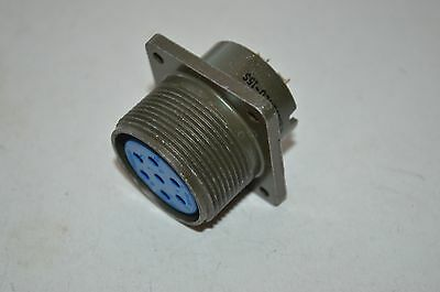 Amphenol Ms3102A20-15S Ms3102A2015S Circular Connector New