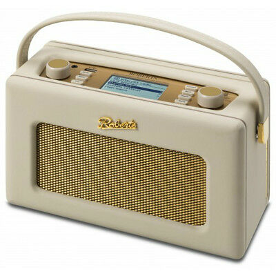 Roberts Revival IStream 2 Cream  Retro WiFi Internet DAB/DAB+/FM Portable Radio