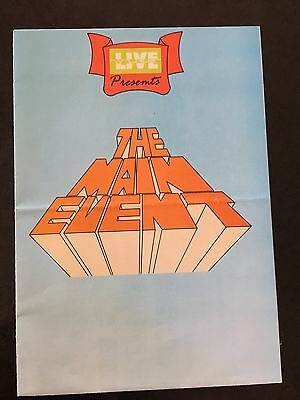 Rave Flyers Livewire 1991