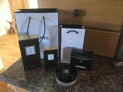 Coco Chanel Packaging