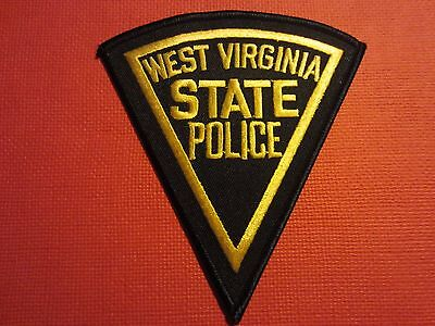 Collectible West Virginia State Police Patch New