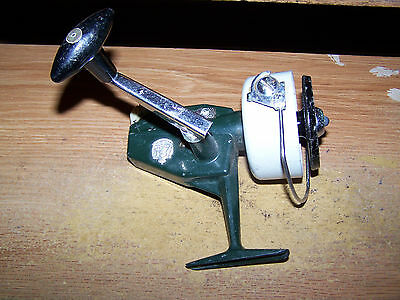 Vintage Zebco Spinning Reel Abu Cardinal 7 Spinning Reel Made In Sweden