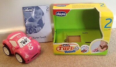 """Chicco Turbo Touch Car """"pinky"""""""