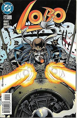 LOBO #26 1996 NICE (NM/MT)  COMIC!!!  Excellent Condition!!