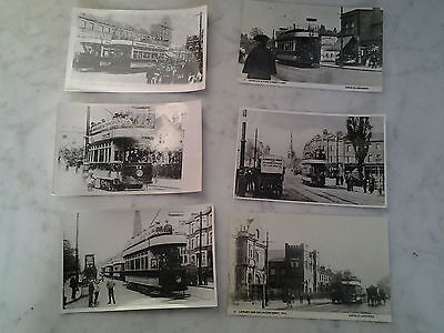 Photographs: Early Views of the Metropolitan Electric Tramways (Set 1)
