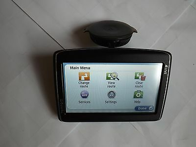 tomtom go live 825 West Europe maps