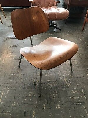 Early 1950s Eames LCM Lounge Chair Herman Miller Vintage Mid Century