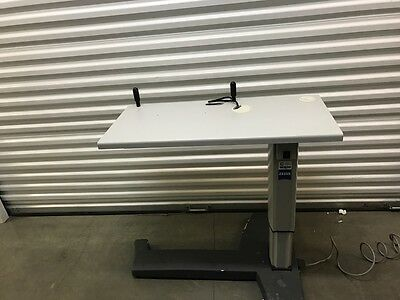 Zeiss IOL Master Power Instrument Table