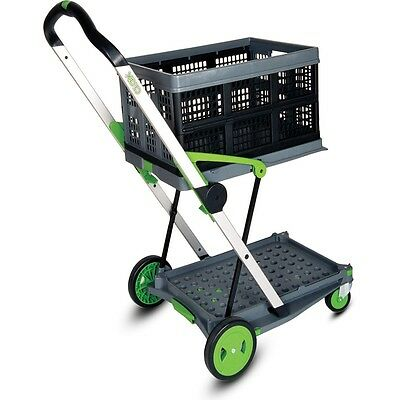 Clax Clever Trolley - with ONE Genuine Clax Crate - BRAND NEW!