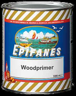 Epifanes Wood Primer in White 750ml WPW.750