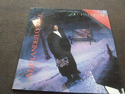 """Alexander O'Neal """"My gift to you"""" 463152 1 Vinyl in Exc Cond"""