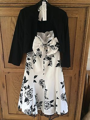 Gina bacconi Mother Of The Bride Outfit Size 12