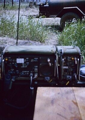 Vietnam Slide- Army GI w/2nd Batt 16th Inf 1ST INFANTRY DIVISION collection #29