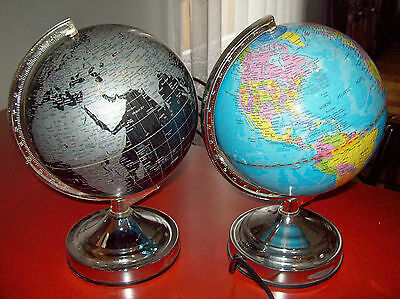 World Globes (2) One With Light - Gc