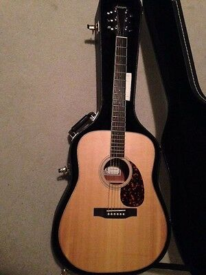 Larrivee Guitar With Case  2Nd Owner Great Condition Model # D-03 Sp.