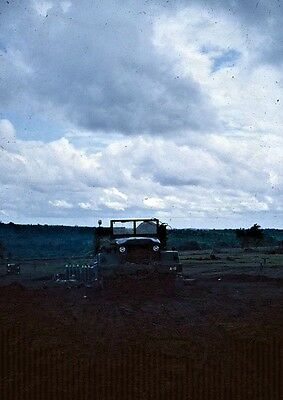 Vietnam Slide- Army GI w/2nd Batt 16th Inf 1ST INFANTRY DIVISION collection #50