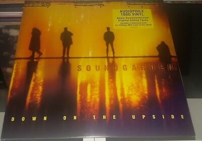 SOUNDGARDEN - DOWN ON THE UPSIDE (2xLP)